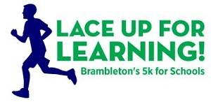 Lace Up For Learning Logo