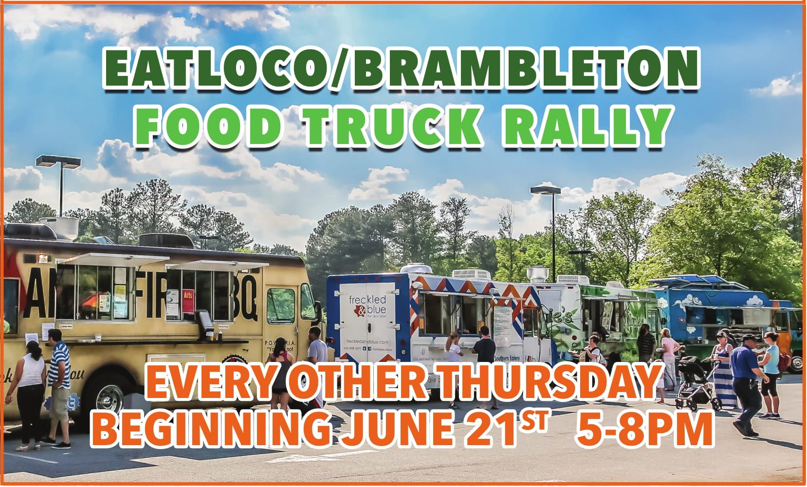 EatLoCo Food Truck Rally