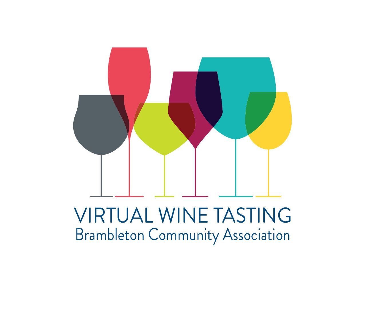 Virtual Wine Tasting Logo