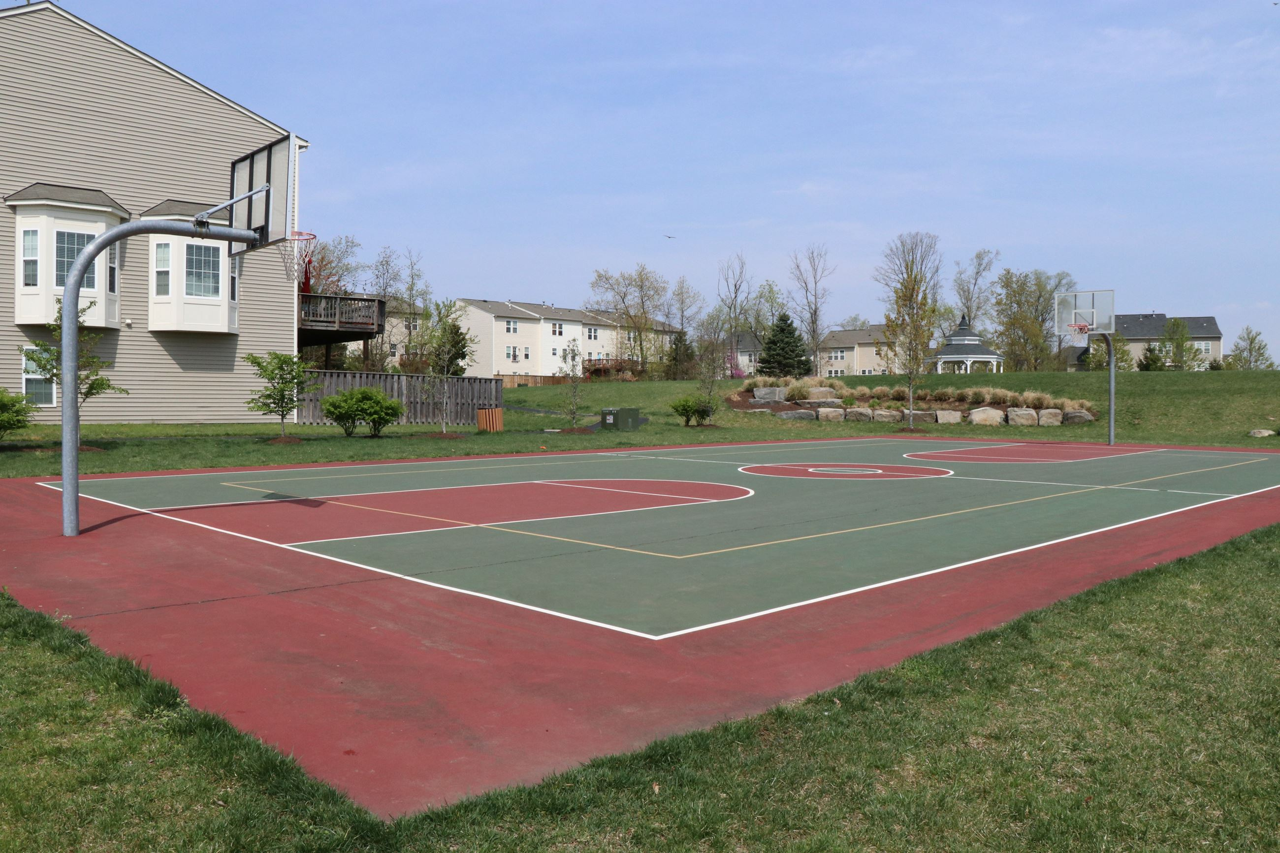 Belmont Trace Basketball Court